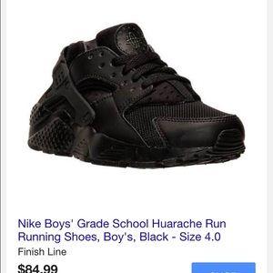 Nike Shoes | Grade School Huarache All