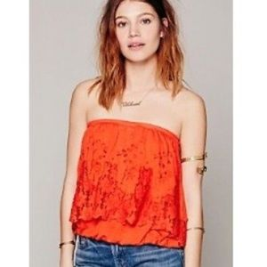 free people bridget tube top