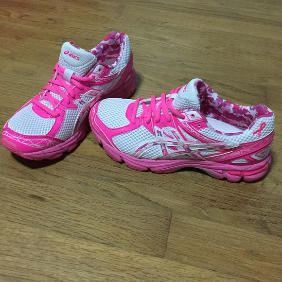 Asics Breast Cancer Shoes
