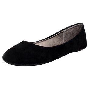 84e90ea0331da West Blvd Shoes - West Blvd Black Ballet Flats