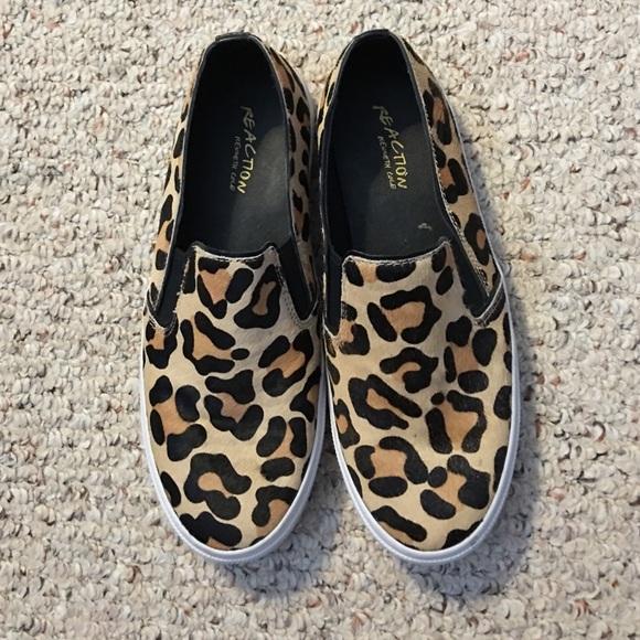 Kenneth Cole Reaction Shoes | Leopard