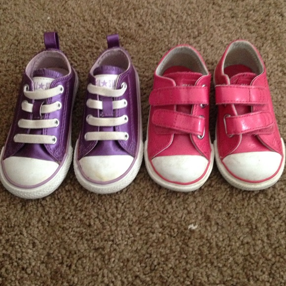 f50f2f77d49 Converse Other - 2 pairs children s converse