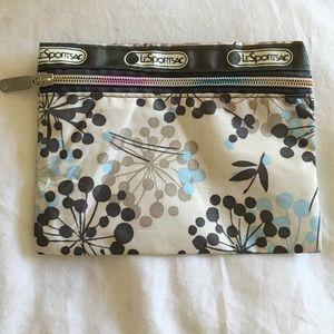 """LeSportsac Makeup Bag 7x5"""""""