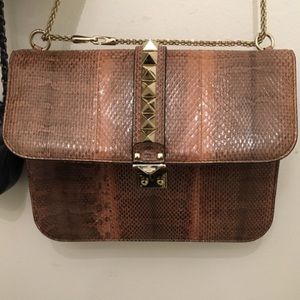 Valentino Handbags - *SALE*Valentino large rockstud flap bag