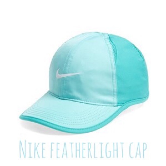 831ac861874 get brand new nike dri fit featherlight turquoise hat d0efa 827c2