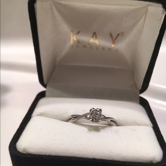 kay jewelers jewelry diamond promise ring poshmark