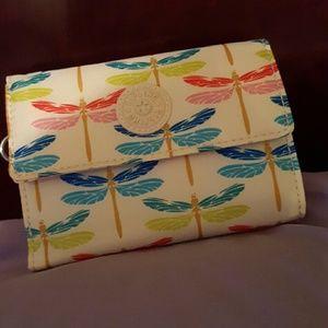 Authentic Kipling Wallet