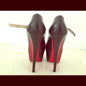 Christian Louboutin Lady Highness 160 Mary Jane