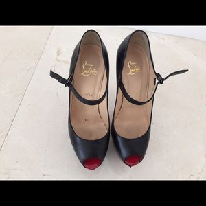 Christian Louboutin Shoes - Christian Louboutin Lady Highness 160 Mary Jane
