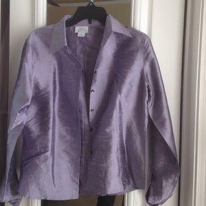 Loft silk shirt