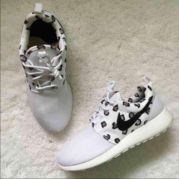 best authentic be89f aec3d 125 Sale Nike Roshe Run Leopard Cheetah Print