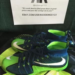 finest selection f3e16 5f113 Nike Shoes - New! NIKE VAPOR UNTOUCHABLE FOOTBALL 3 Pairs!