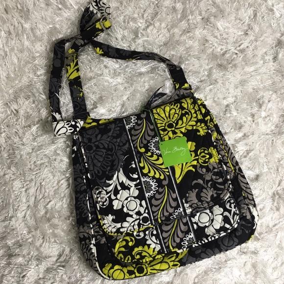 a19f4230fb12 NWT Baroque Hipster Crossbody Flap Mailbag