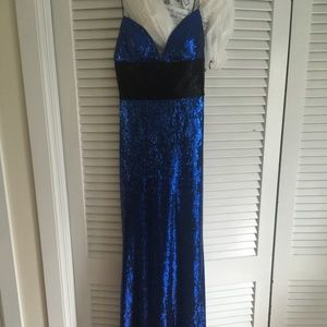 Sherry hill gown