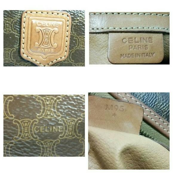 replica celine bags - 91% off Celine Handbags - AUTHENTIC CELINE- GOOD CONDITION- SHIP ...