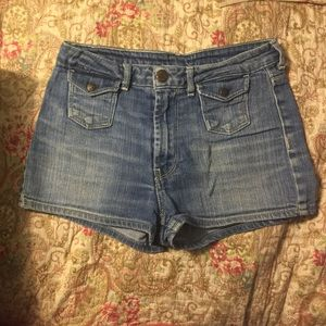 Pants - Shorts two size 13-14 years old