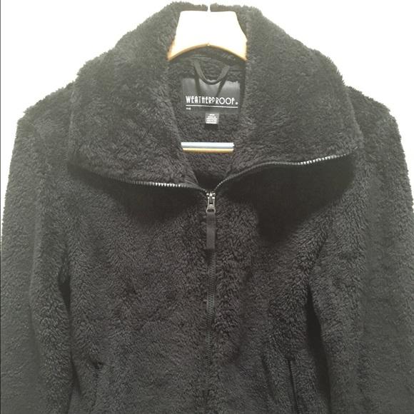 60% off Jackets &amp Blazers - Weatherproof super soft fleece jacket