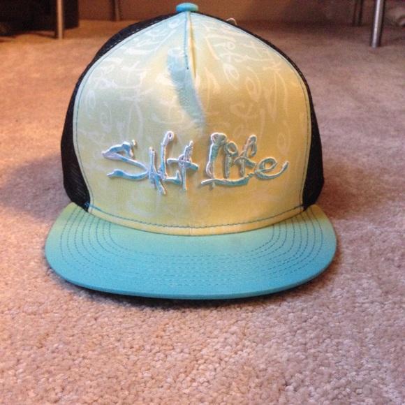 salt life baseball hat accessories
