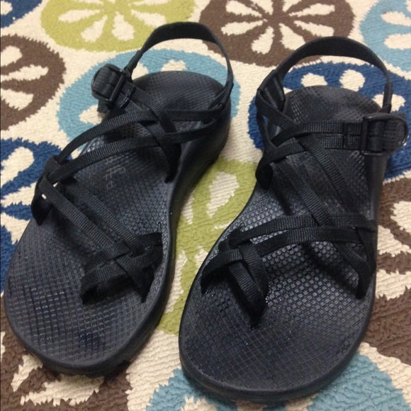 1a5192af001 Chaco Shoes - Chacos women s 10. Black. Like new