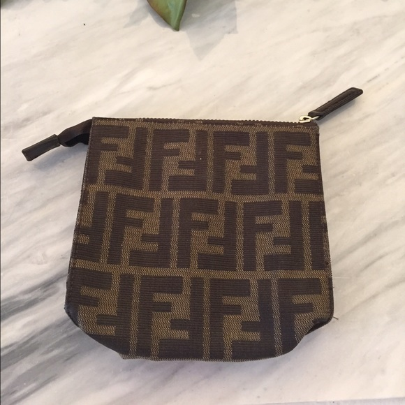 5a0a8421b80 FENDI Handbags - Vintage Fendi small cosmetic bag