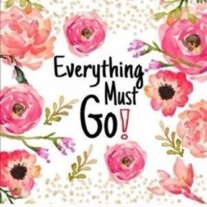 EVERYTHING MUST GO! reasonable offers only!