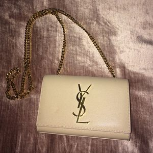 Saint Laurent Handbags - Fairly new ysl chain bag. PERFECT condition.