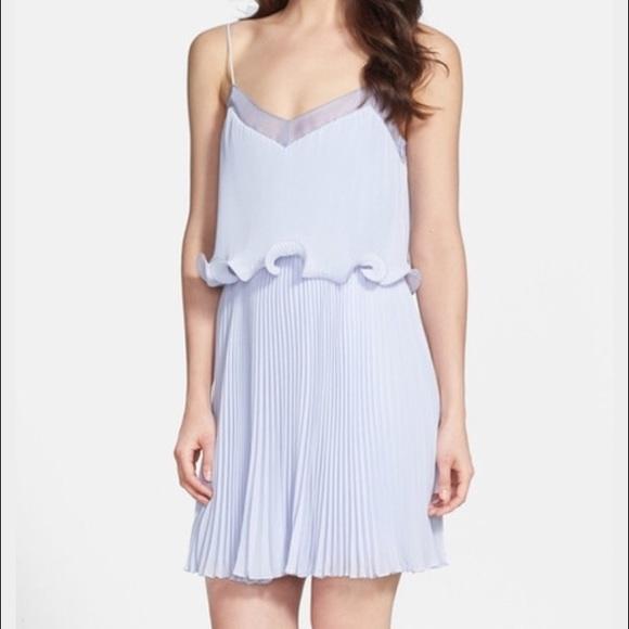 9ed4a4fe39b ERIN by Erin Fetherston Dresses   Skirts - ERIN Erin Fetherston Mattie Pleated  Chiffon Dress