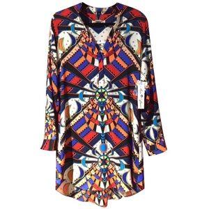 Mara Hoffman Dresses & Skirts - ⭐️HP 4/19⭐️ *NWT* Mara Hoffman shirt dress