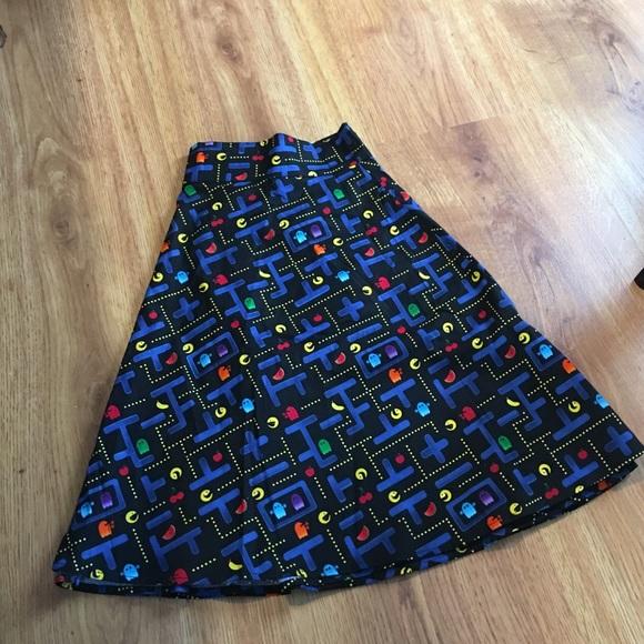 ModCloth Retrolicious PacMan Skirt NWT