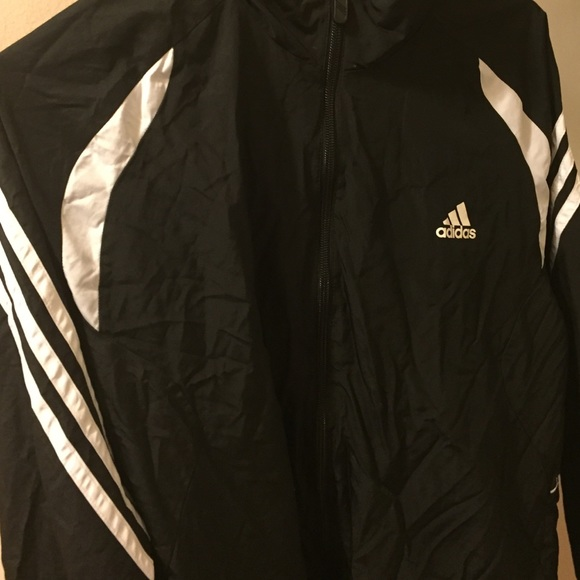 75% off Adidas Jackets &amp Blazers - MAKE AN OFFER Adidas