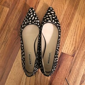 Whistles Shoes - Whistles Ballet Flats