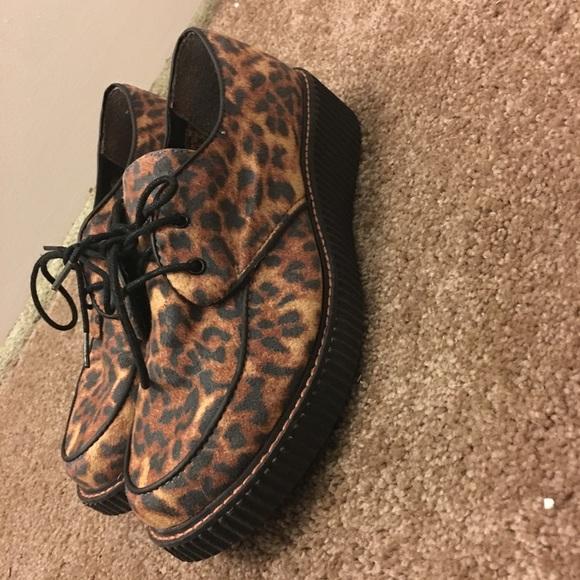 skechers leopard print sneakers, skechers casual, sport & dress shoes