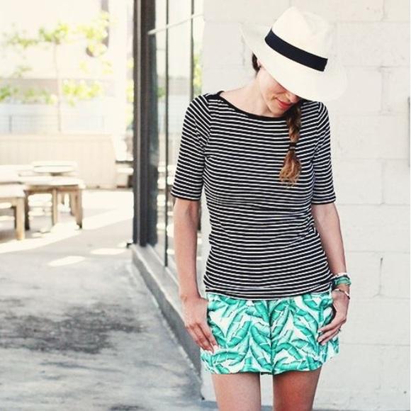 4d29bf34 Zara breezy palm leaf print shorts XS. M_570ed1769c6fcf01df00494d