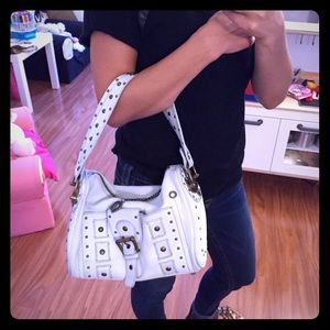 Amazing Betsey Johnson leather bag