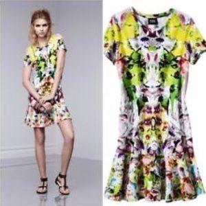 Prabal gurung for target print shift dress