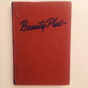 Vintage 1940's Beauty Book