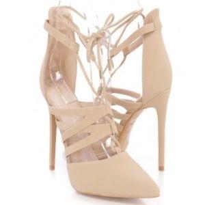 """Shoe Republic LA Shoes - Shoe Republic LA """"Obey"""" heels"""