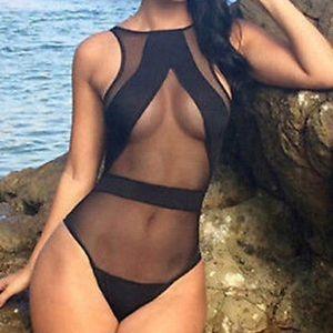 Sexy swimsuit one piece