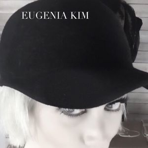 "Eugenia Kim Accessories - NWT Eugenia Kim ""Joey"" Dark Charcoal Hat"