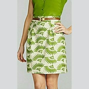 ANTONIO MELANI Dresses & Skirts - ☆Host Pick☆ Antonio Melani skirt w/ eyelet design