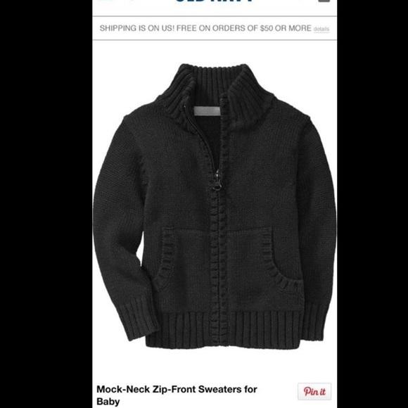 Old Navy Jackets Coats Boys Sweater Size4t Poshmark