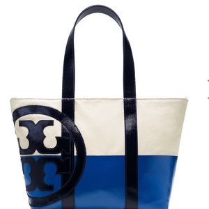 Tory Burch Beach Dipped Small Tote