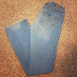 AE true boot jeans