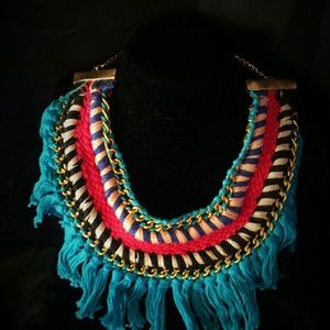 Jewelry - Hand Crafted Costume Necklace