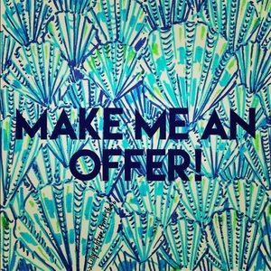 Make an offer! All reasonable offers considered!