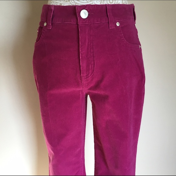 d5601fca304 Lands End Corduroy Pants NWT Size 6