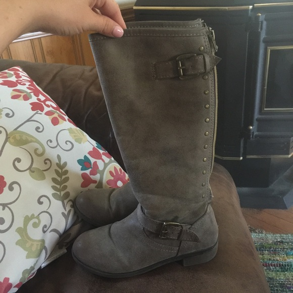 71% off Target Shoes - Little girls size 3 boots from target from ...