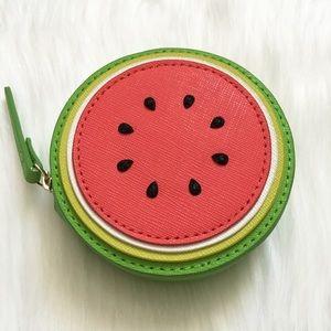 2xHP NWT kate spade Watermelon Coin Purse!