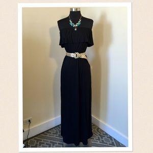 Strapless maxi dress NWOT