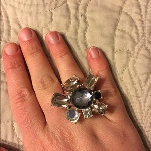 Jewelry - Multi stoned cocktail ring